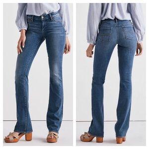 Lucky Brand Lolita Bootcut Jeans 10T